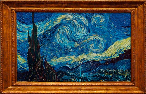 VanGogh-StarryNight